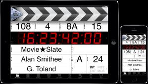 Movie Slate logo