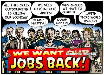 'We Want Our Jobs Back'